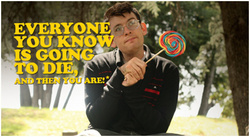 Rooftop Comedy's Moshe Kasher iTunes Best New Comedian