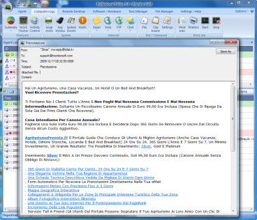 how to send a press release via email