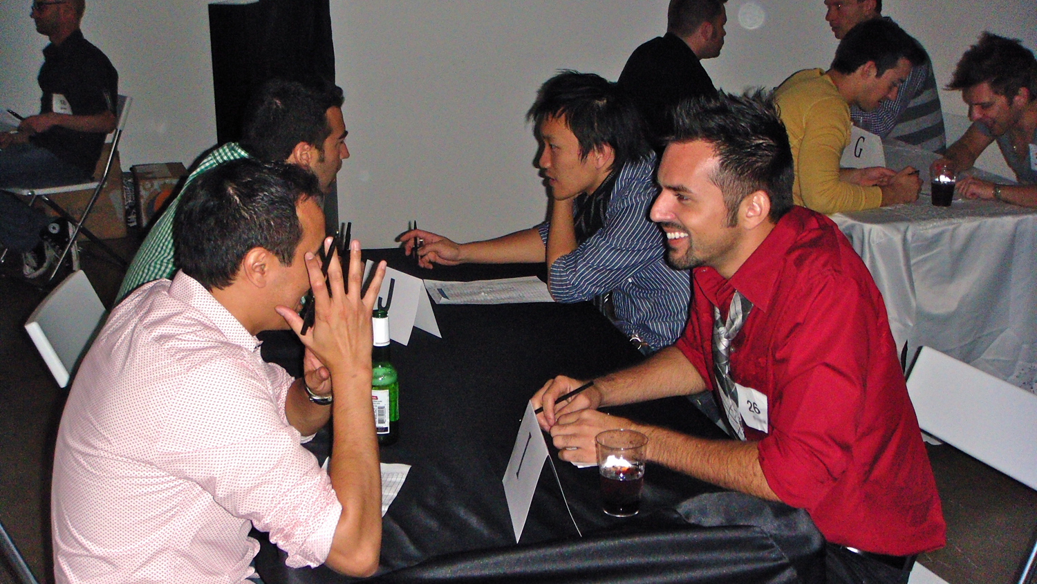 Gay speed dating san francisco