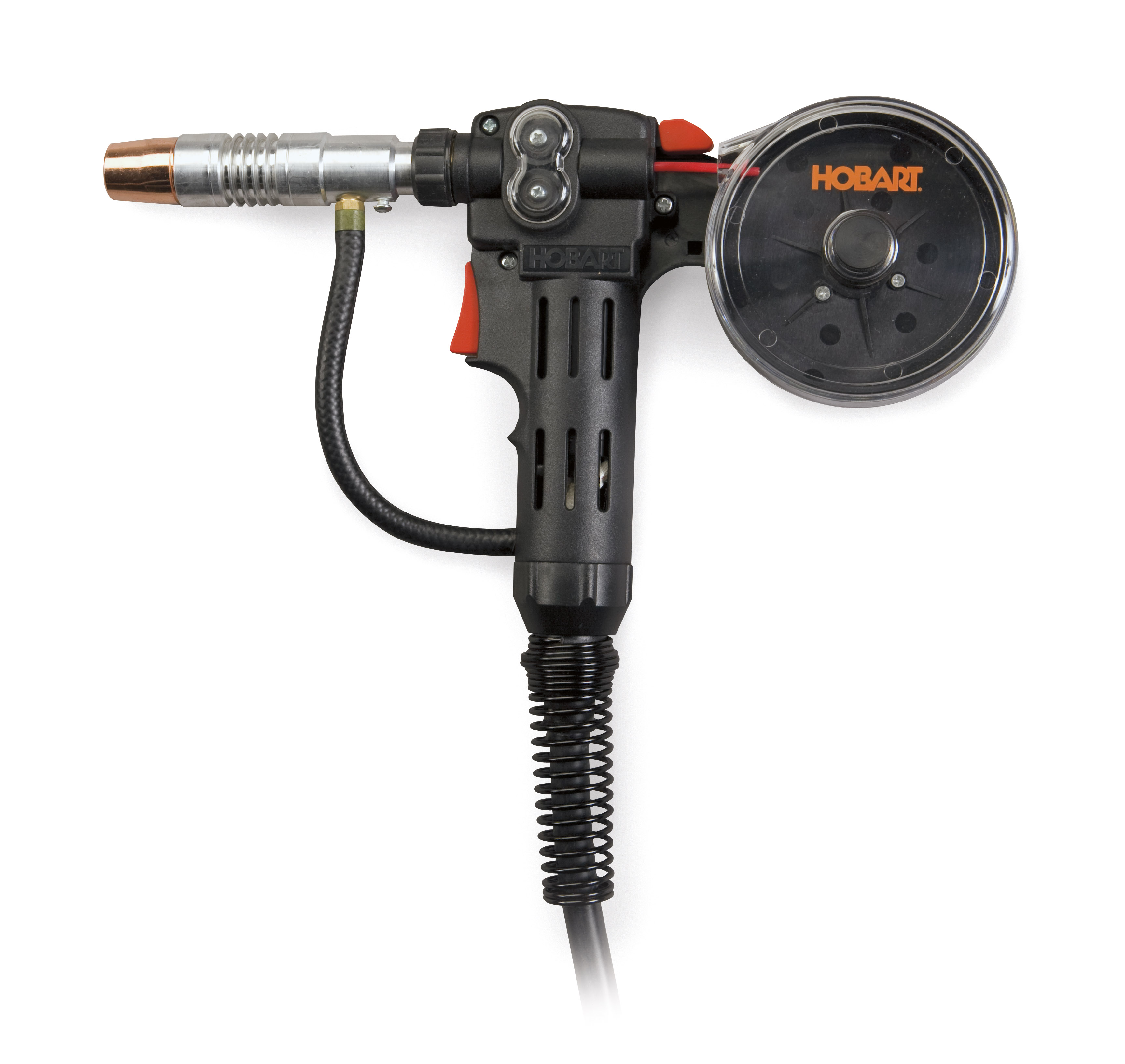 Hobart\'s New DP 3545-20 Spool Gun Has Features for Heavy Duty Use ...