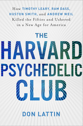Cover: The Harvard Psychedelic Club by Don Lattin
