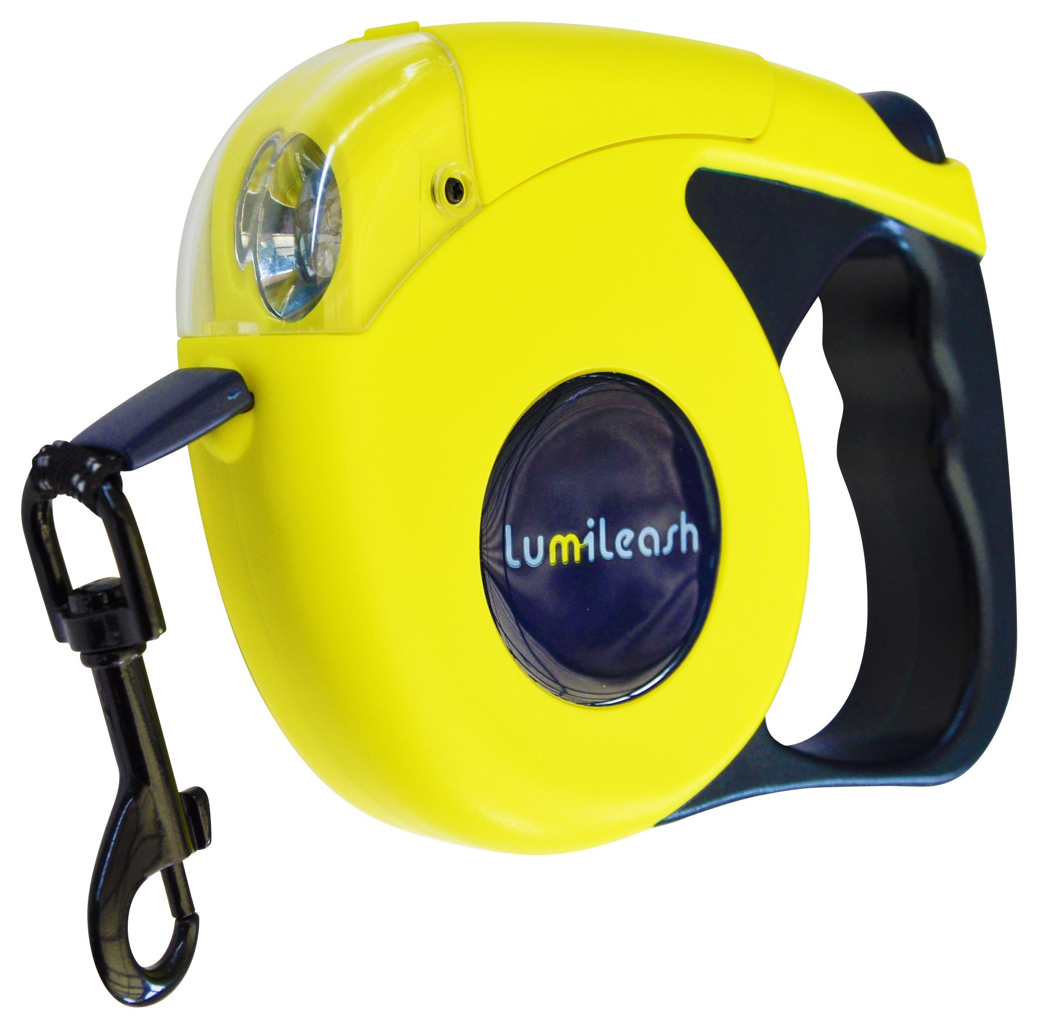 Skeelo Releases Lumileash Retractable Leash With