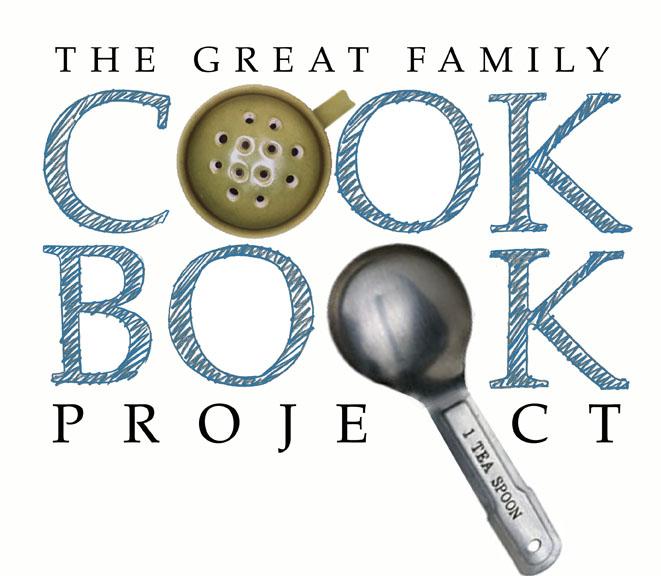 Cookbooks family recipes