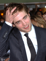 "Robert Pattinson ""Most Wanted"" Celebrity of 2009"