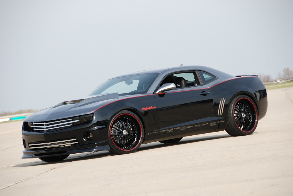 Realwheels Releases 2010 Chevy Camaro Trim Kit And