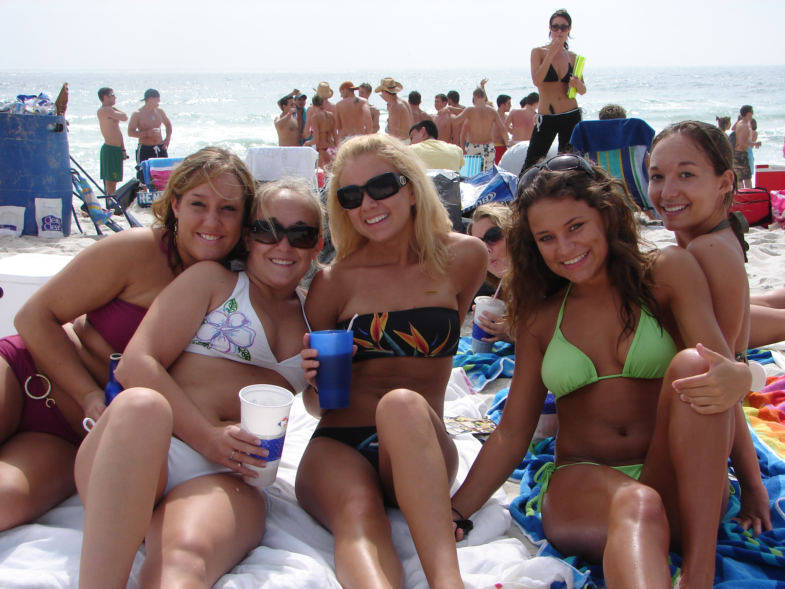 Panama City Beach Fl Far More Popular For Spring Break