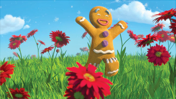 Gingy the Gingerbread Man from Shrek Forever After wallpaper Click ...