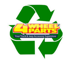 4 Wheel Parts Goes Green