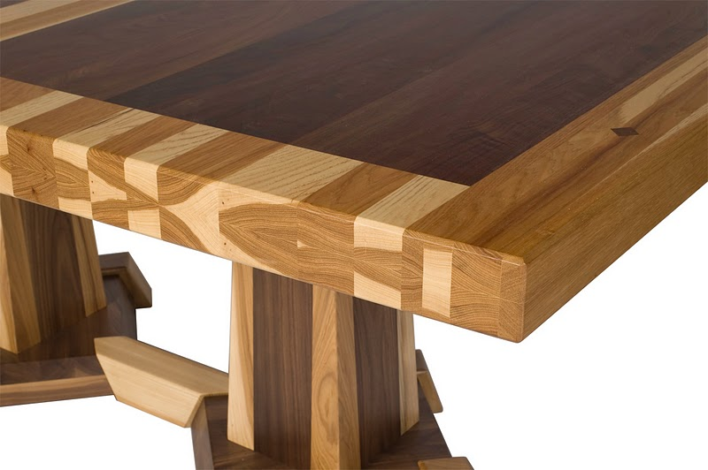 Innovative Timber Edge Dining Table Design Now Available