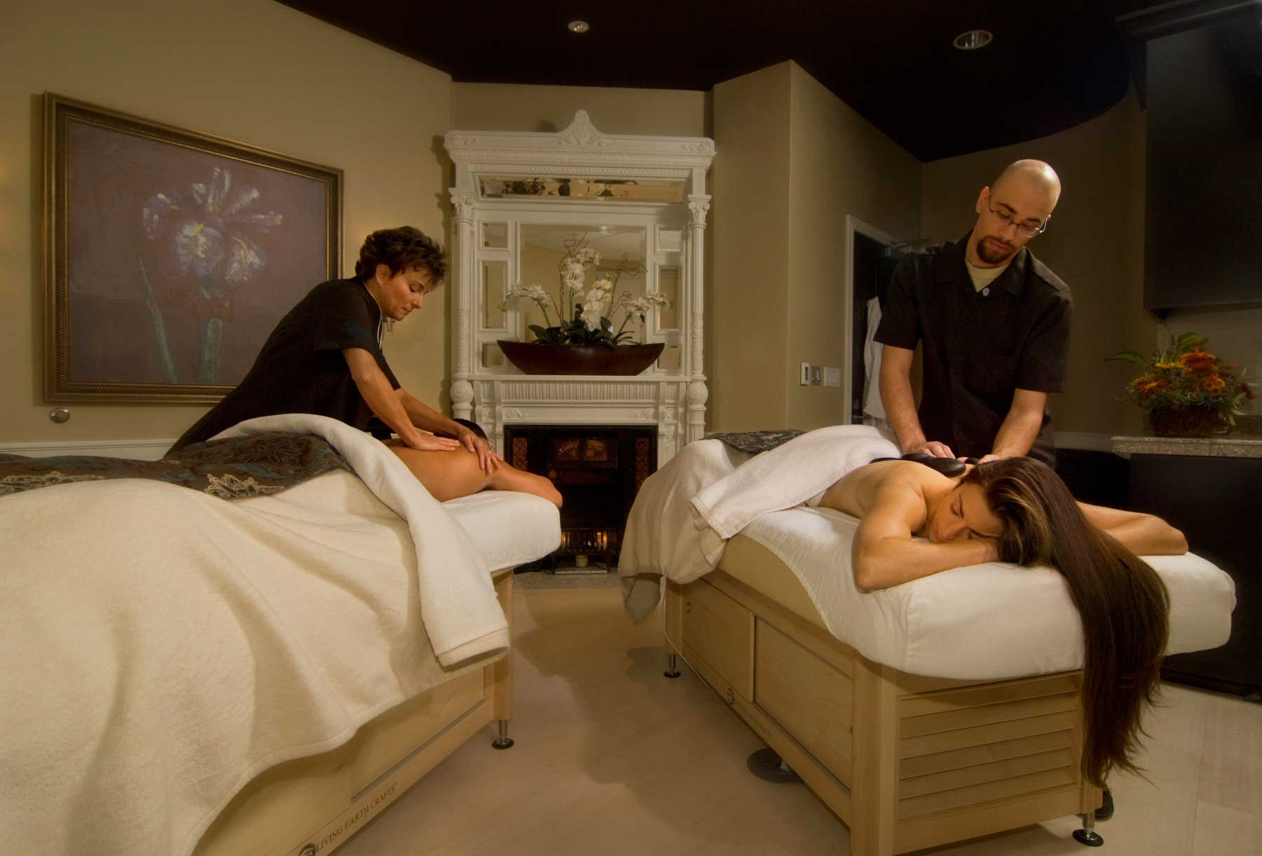 Warm up this winter with vacation packages at glenwood hot for Best girlfriend spa getaways