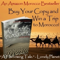 Morocco travel online sweepstakes with Journey Beyond Travel