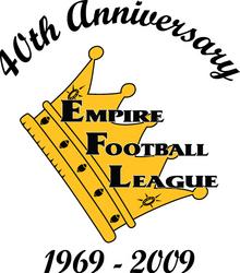 Empire Football League Logo