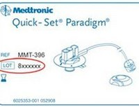 Medtronic Paradigm Sistemas de Infusión Quickset®