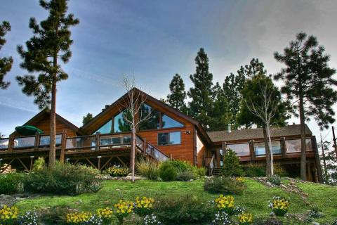 Southern california traveler 39 s stats revealed by online for Cabin rentals in southern california