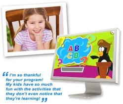 online preschool program