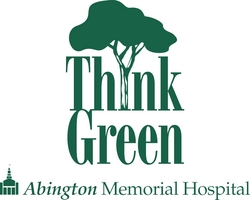 Abington Memorial Hospital, think green