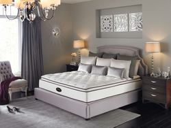 """Simmons is giving away one Beautyrest Anniversary mattress per week during the """"Tweet For Sleep"""" sweepstakes."""
