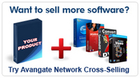 Sell more software with Avangate Network Cross-Selling