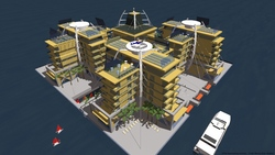 seasteading poseidon project libertarian clubstead design