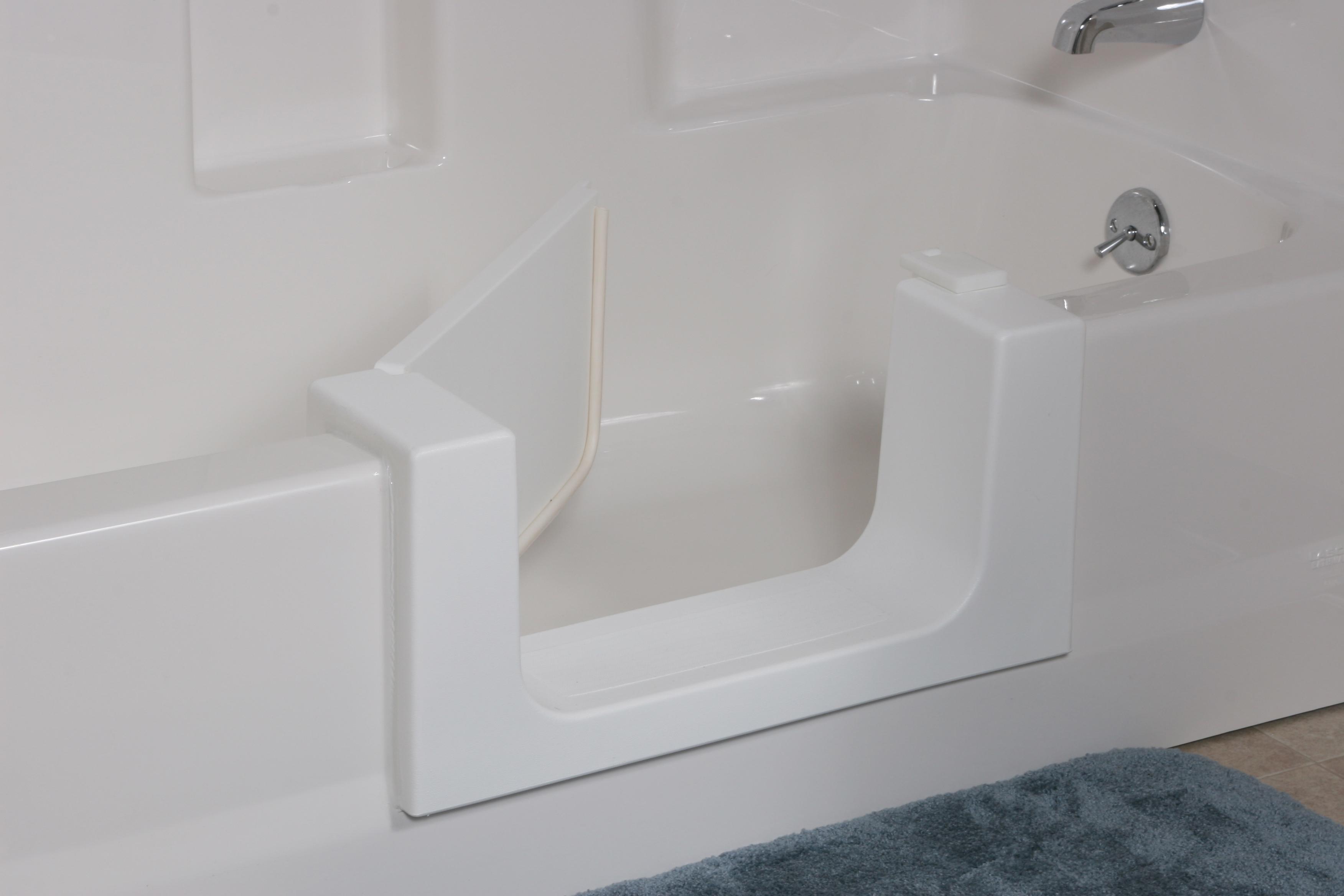 Safeway Tub Door, Add A Watertight Door To Your Existing Bathtub ...