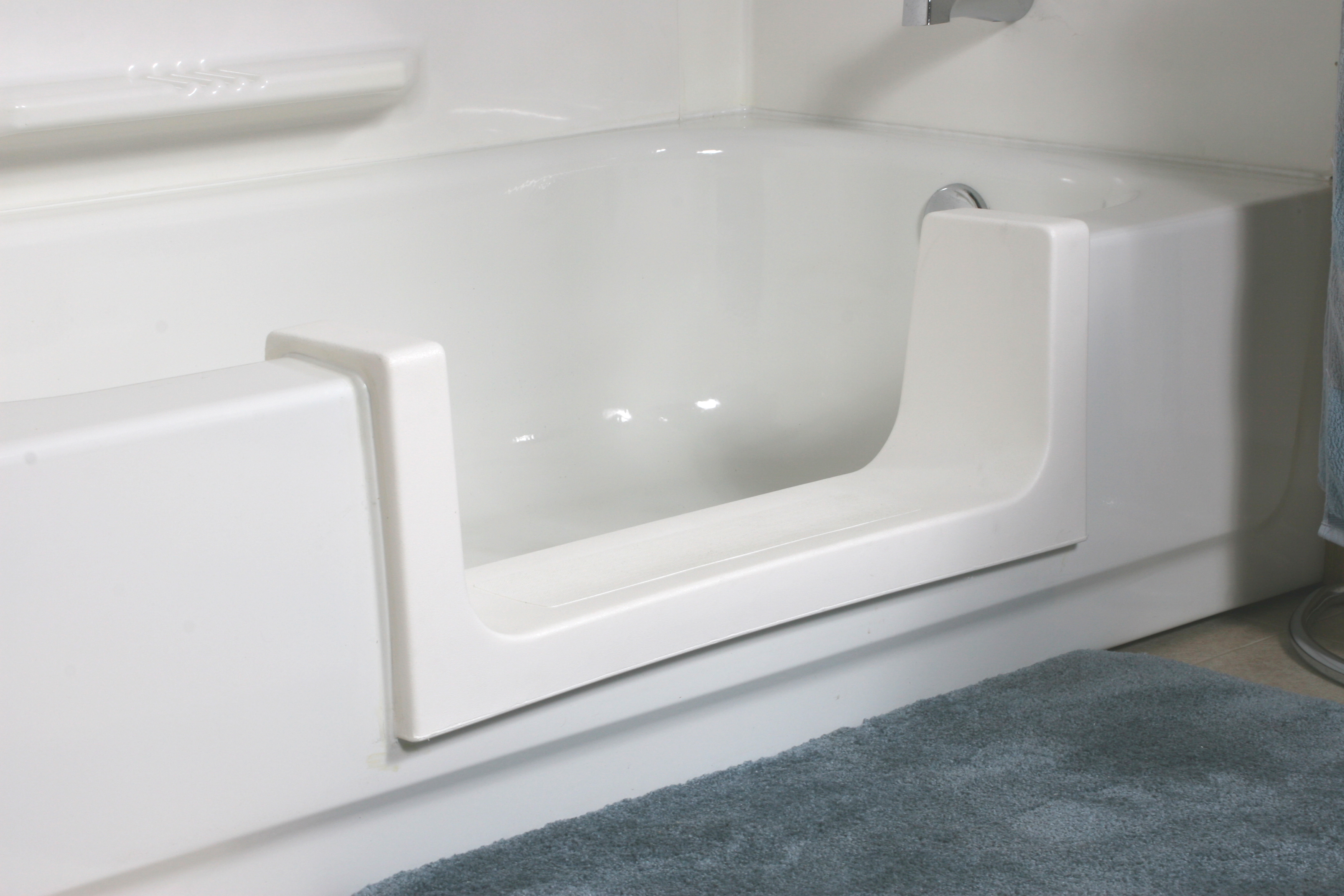 safeway tub door safeway step provide low cost aging in place