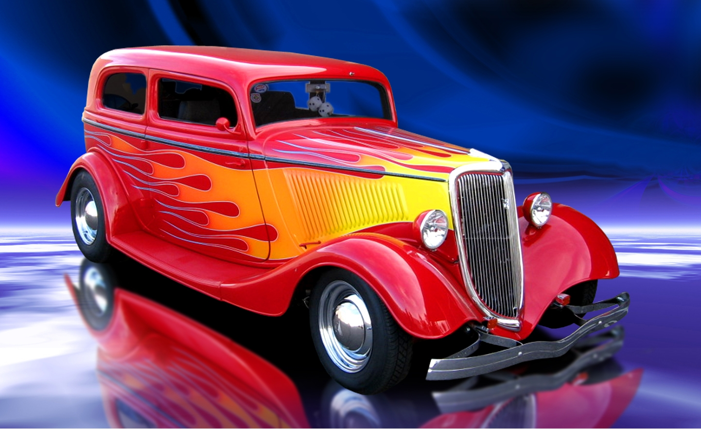 National Street Rod Association Names Vintage, Classic Car Insurance ...