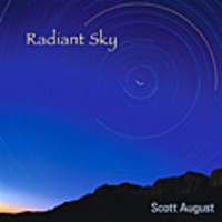 New music release by award-winning artist Scott August is ambient world music at its best.