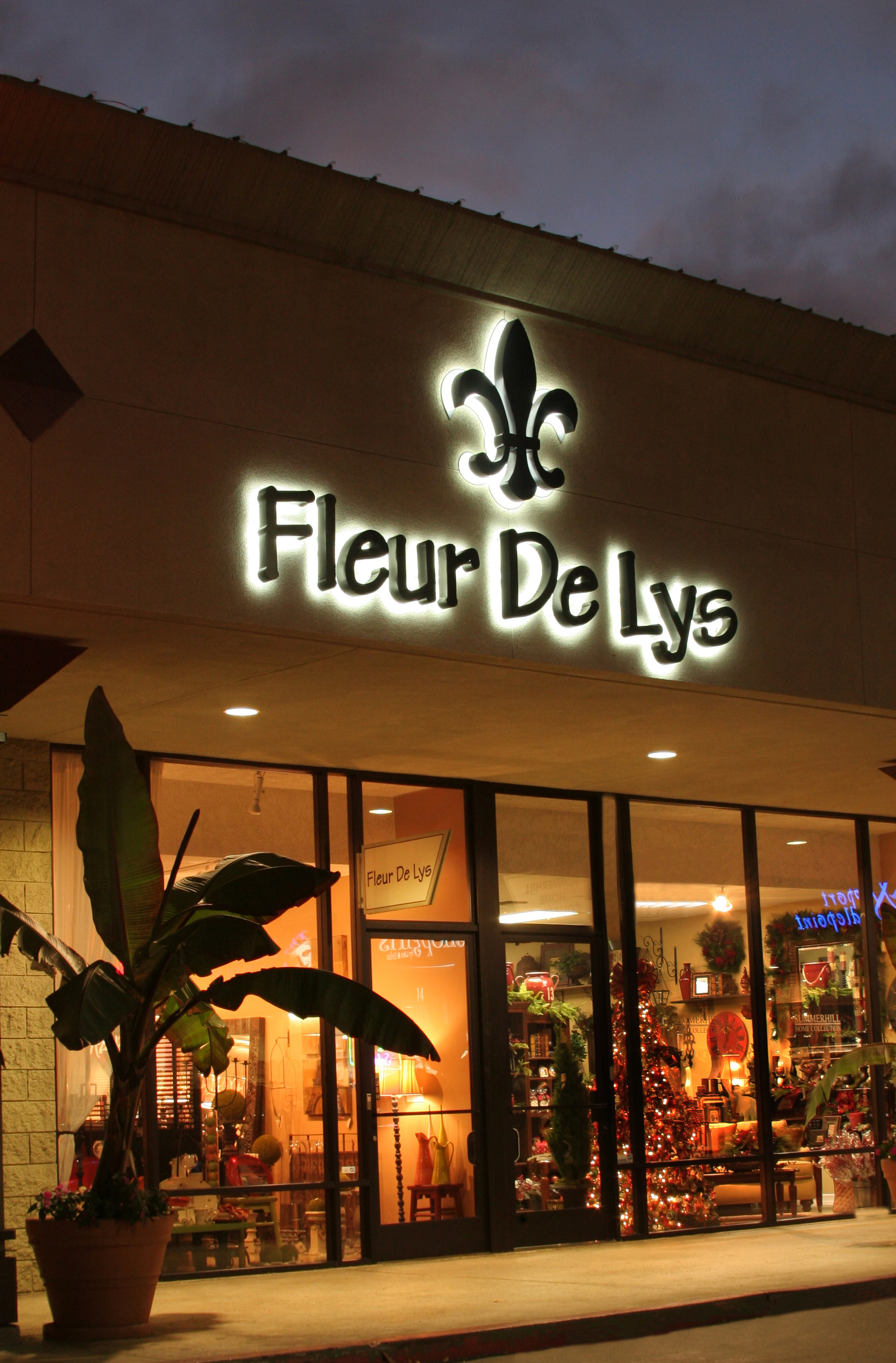 Fleur De Lys Celebrates The Opening Of Newly Expanded Home