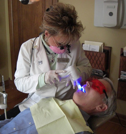 VELscope System Being Used to Screen Winter Olympic Athletes for Oral Cancer