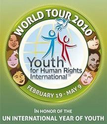 Logo of the 2010 World Tour