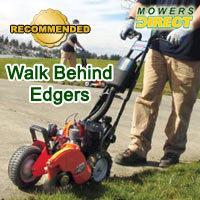 Mowers Direct Announces Best Walk Behind Edgers