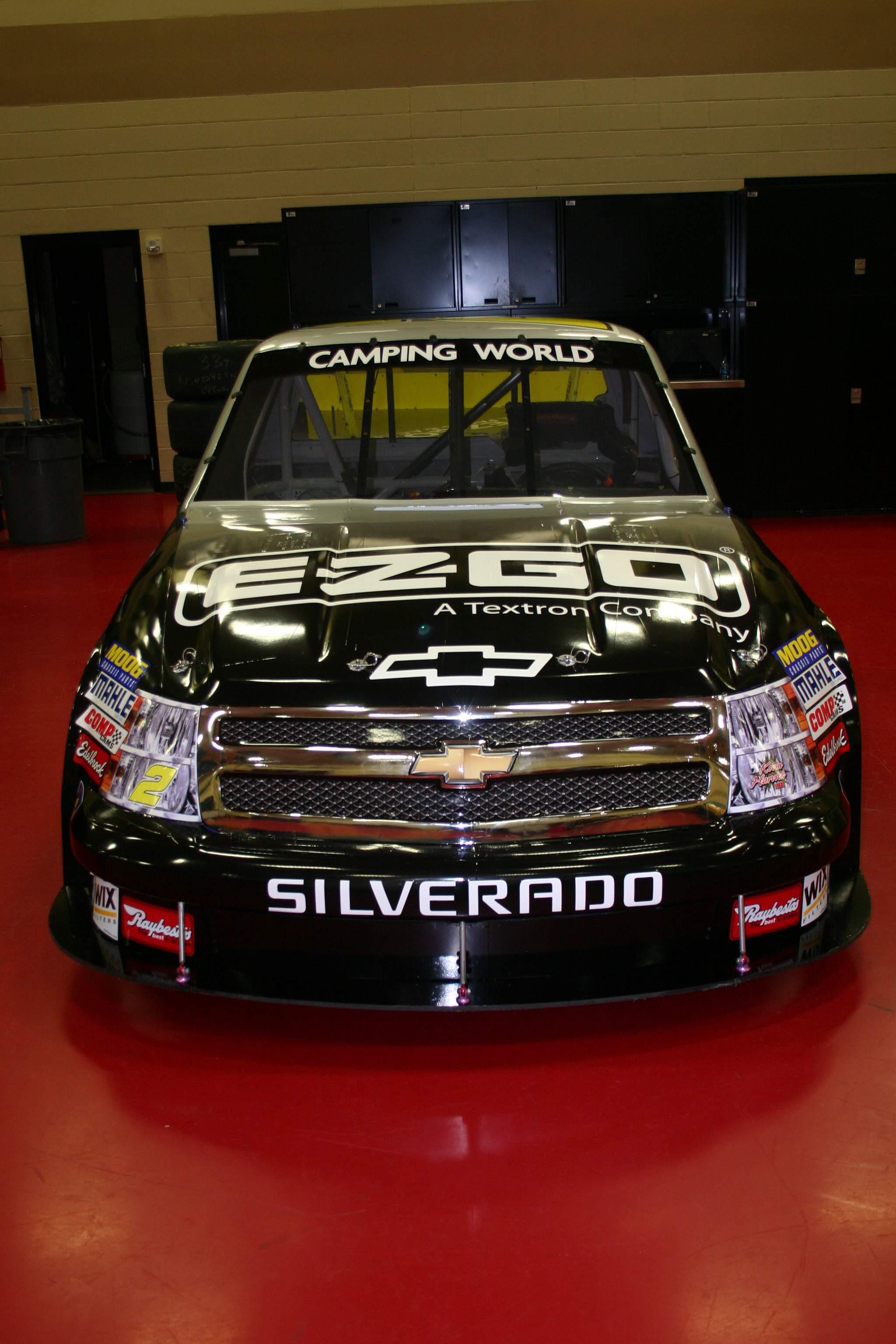 Atlanta Truck Center >> ShopEZGO.com to Sponsor Kevin Harvick in the Atlanta 200 NASCAR Camping World Truck Series Event
