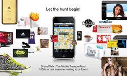 DreamWalk The mobile Treasure Hunt