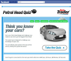 Petrol Heads Auto Quiz