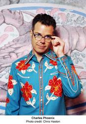 Comedian and Pop Culture Expert Charles Phoenix