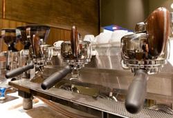 Slayer Espresso Machine at Zoka Coffee
