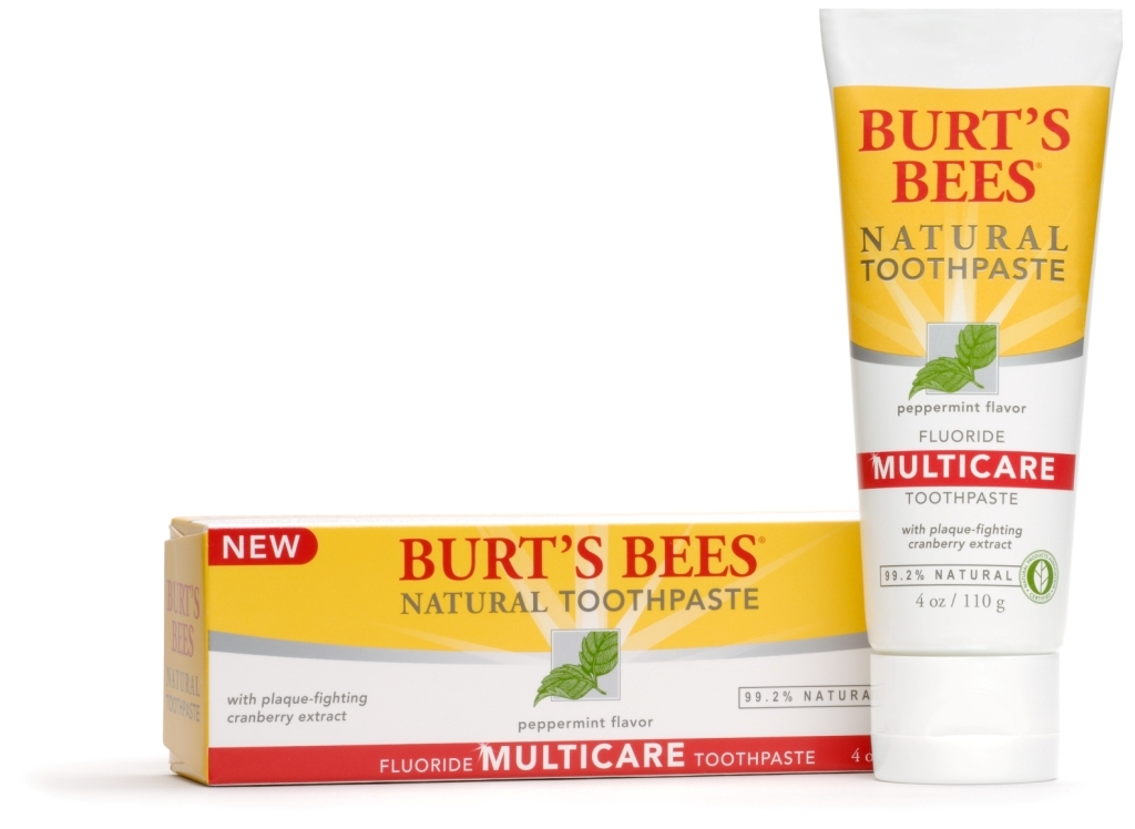 Burts Bees Introduces a New Line of Clinically Proven Natural