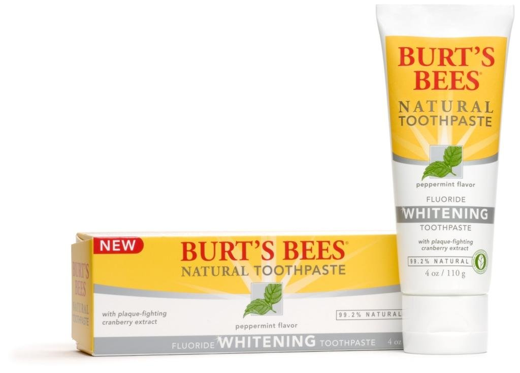 Burt S Bees Natural Toothpaste