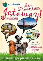 San Francisco Jetaway Sweepstakes