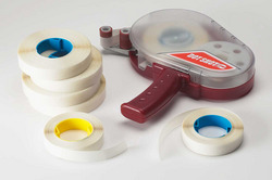 Adhesive Glue Dots by MatrX are both removable or permanent.