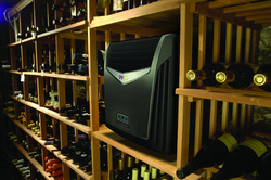 Wine Guardian's Through-the-Wall Wine Cellar Cooling System