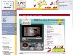 2010 EPIC Emerging Artist Award