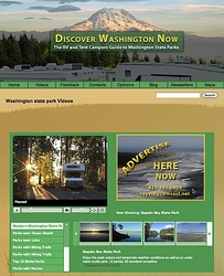 New Camping Website