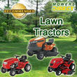 Mowers Direct Lists Best Lawn Tractors