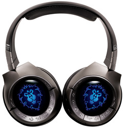 Sound Blaster World of Warcraft Wireless Headset - Alliance