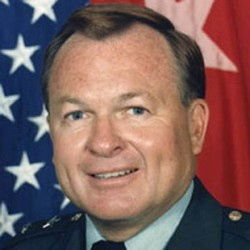 Major General Paul Vallely (US Army, Retired)
