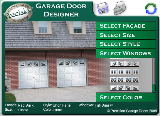 Precision Garage Door Of Nashville Tn Website Allows