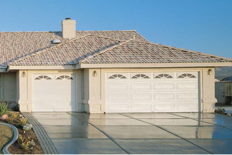 Precision garage door educates customers on garage Energy efficient garage doors