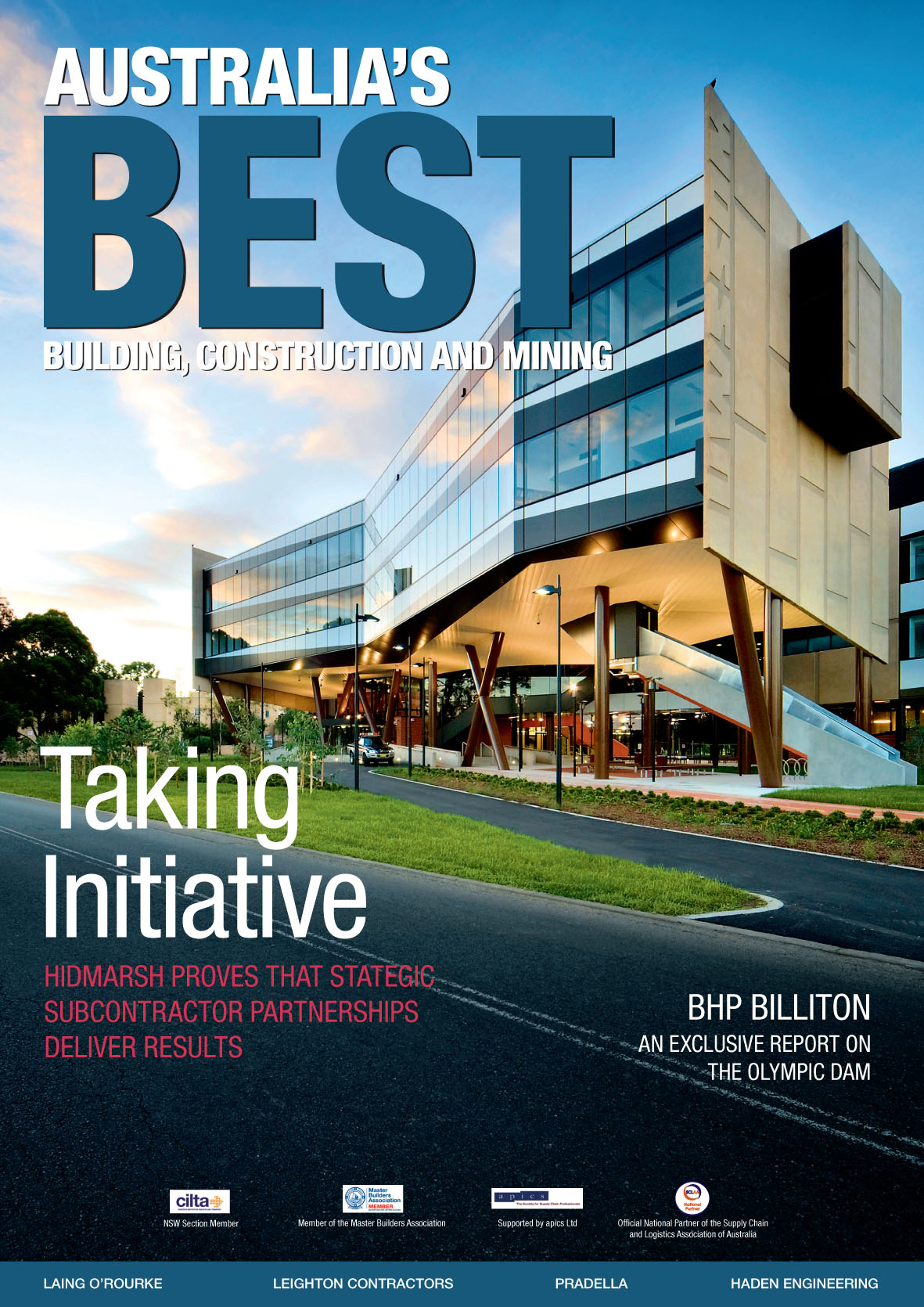 Bean Media 39 S Australia S Best Building Construction And