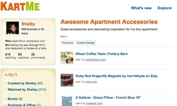Organize and share furniture, books, wines, links and more in one spot